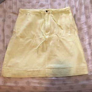 Vintage Light Green Skirt